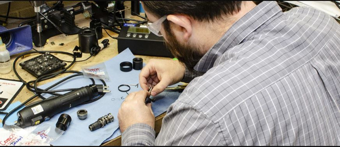 From the ASG Technical Repair Center: Get to Know Us