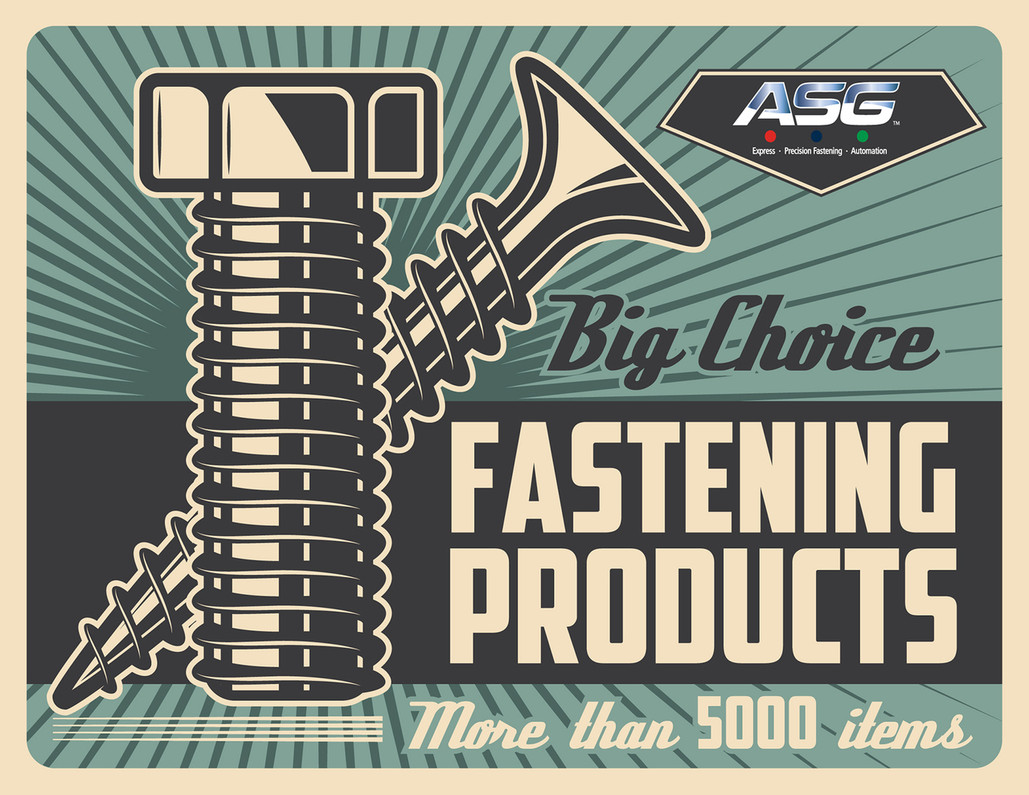 History of Threaded Fastening - Part #1: Fasteners