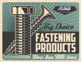 History of Threaded Fastening - Part #2: Head Styles & Drive Types