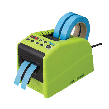 EZ-10K Tape Dispenser with Edge Folding Feature
