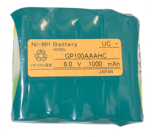 BATTERY PAK, HDM & OLD STYLE HDP