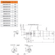 20M SMOOTH OUTPUT SHAFT AIR MOTOR DRAWING