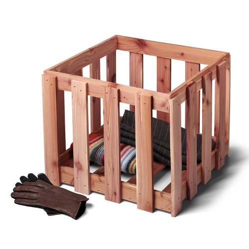 Cedar Crate