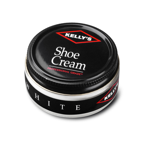 Premium Shoe Cream (Kelly White)