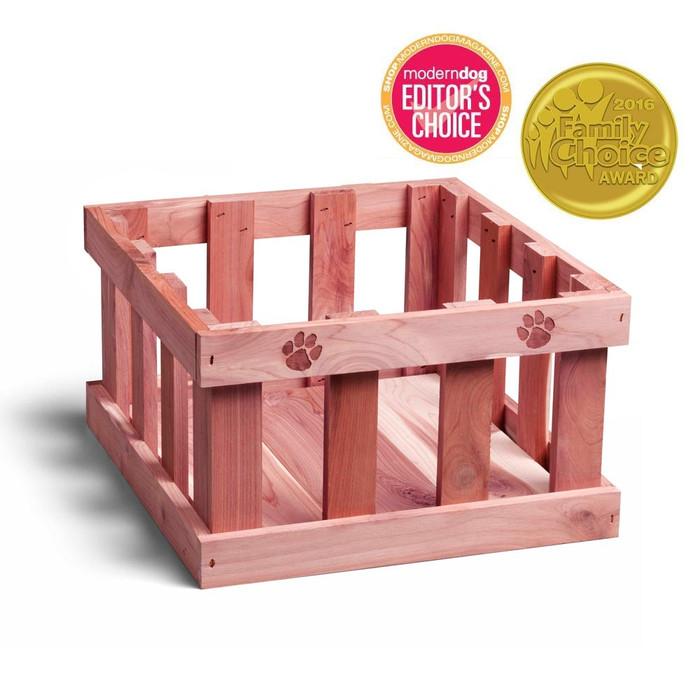 Cedar Pet Toy Box