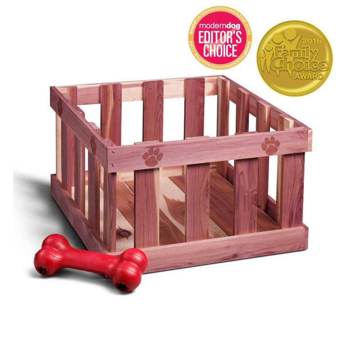 Cedar Pet Toy Box (Large)
