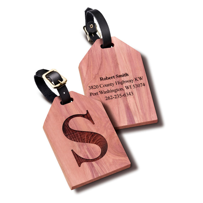 Personalized Luggage/Bag Tag