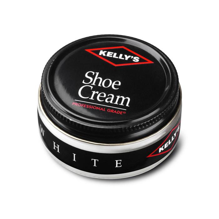 Premium Shoe Cream (Kelly White)