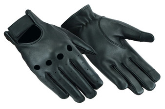 DS51 Deerskin Unlined Driving Glove
