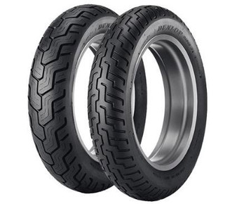 Dunlop D404 Motorcycle Tire