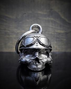 BB-30 Motorcycle Helmet Skull Bell