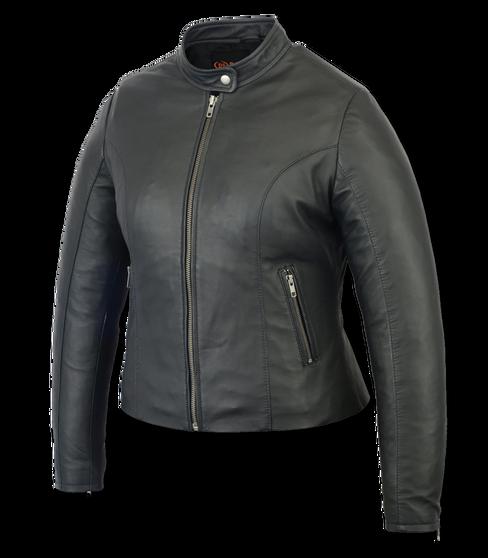 DS843 Women's Stylish Lightweight Jacket