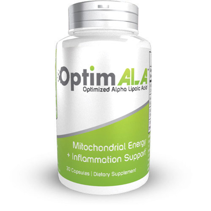 Optim-ALA Capsules | Optimized Alpha Lipoic Acid