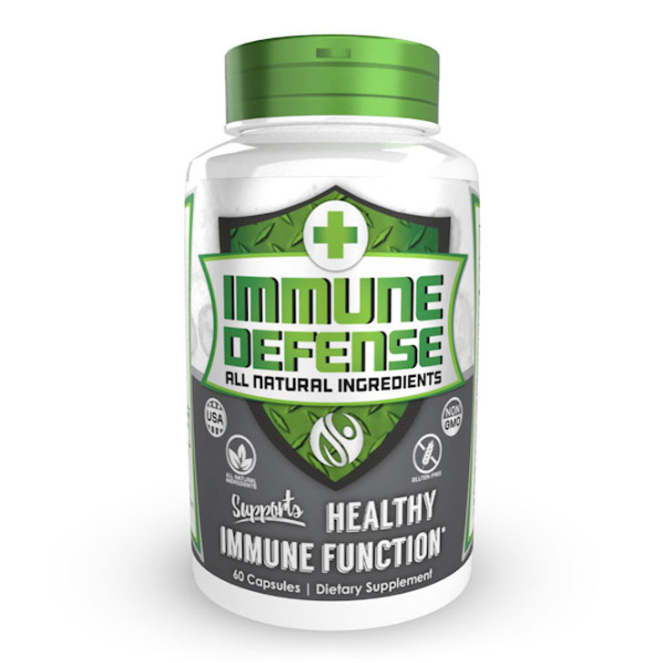 Immune Defense Capsules | Immune System Supplement