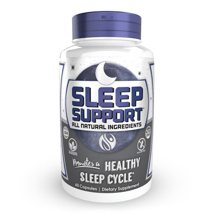 Sleep Support Capsules | Natural Sleep Supplement