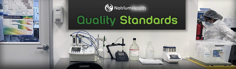 Natrium Health Quality Standards