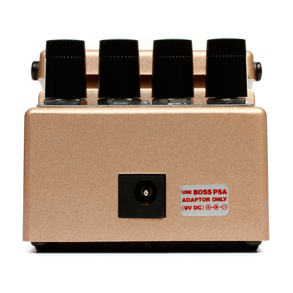Boss AW3 Dynamic Wah Rear