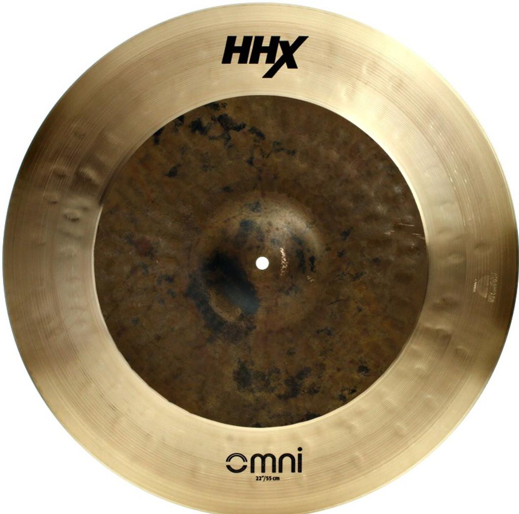 """SABIAN HHX 22"""" Omni Ride Cymbal"""