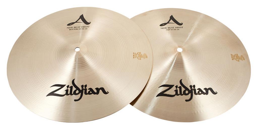 "ZILDJIAN A' series 14"" New Beat Hi Hat pair"