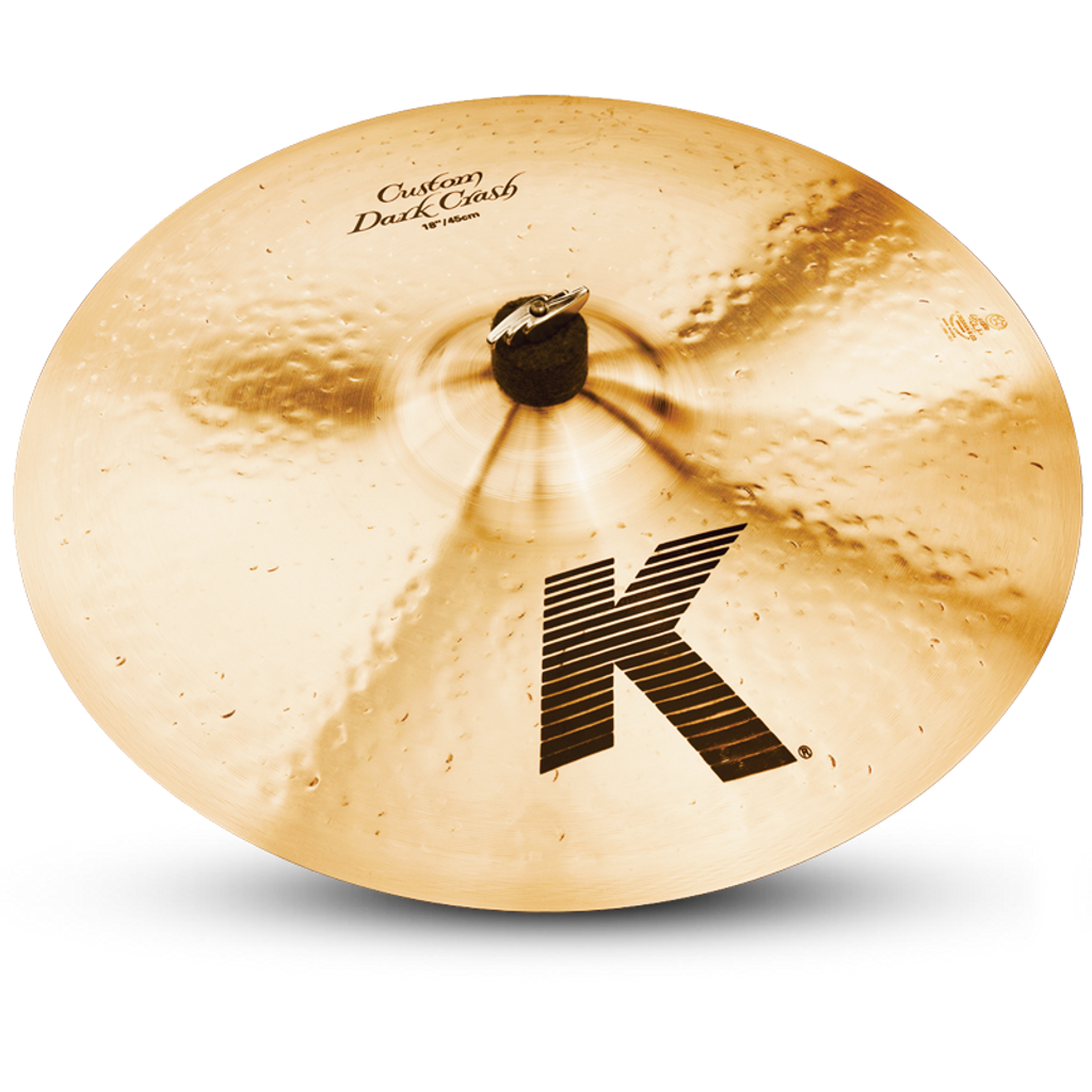 "ZILDJIAN K0953 18"" K Custom Dark Crash"