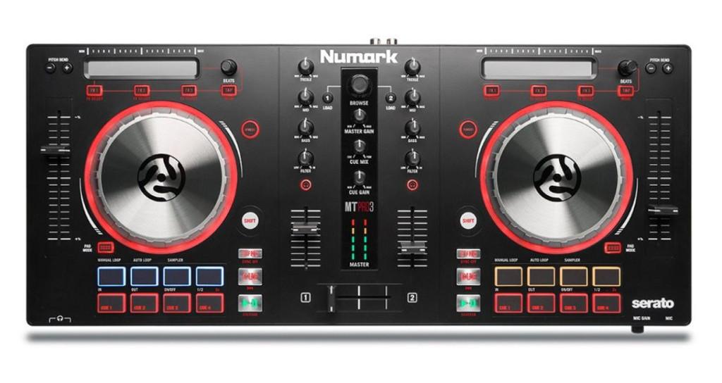 Numark MIXTRACKPRO3 Mixtrack Pro 3