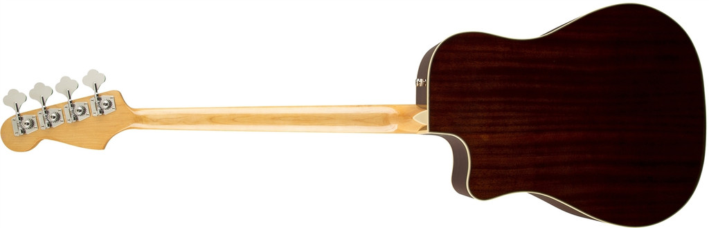 Fender Kingman Bass v2- Back