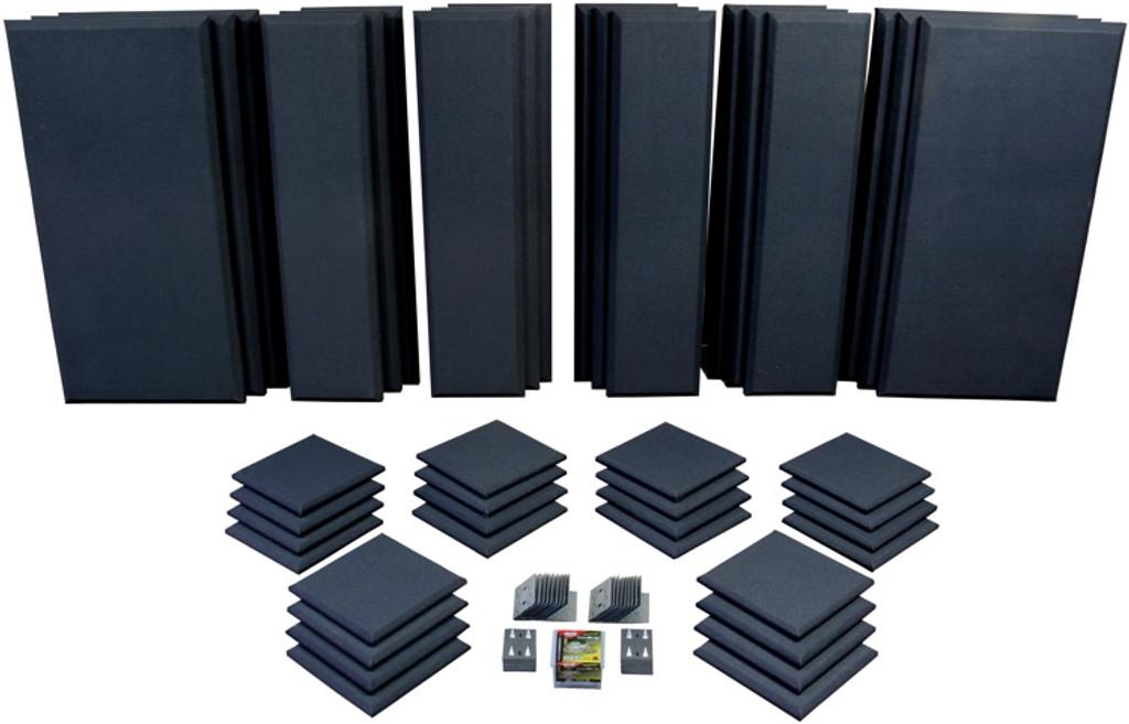 Z9000160 Primacoustic London 16 Room Kit Black