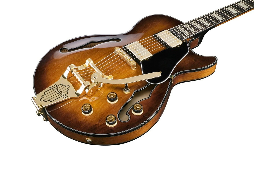 AGS73 Semi-Hollow- Side