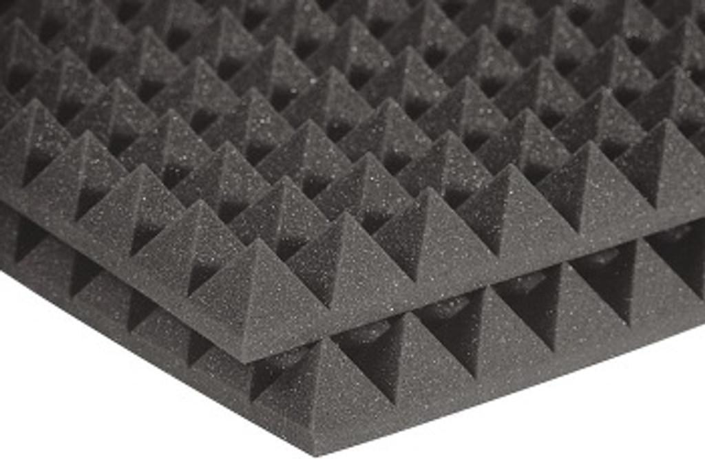 """Edit a Product - AURALEX 2PYR24CHA 2"""" Pyramid Studio foam"""