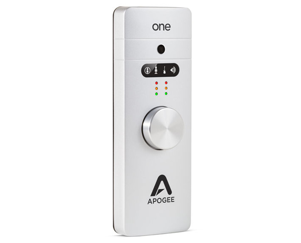 Apogee ONE for ipad and Mac