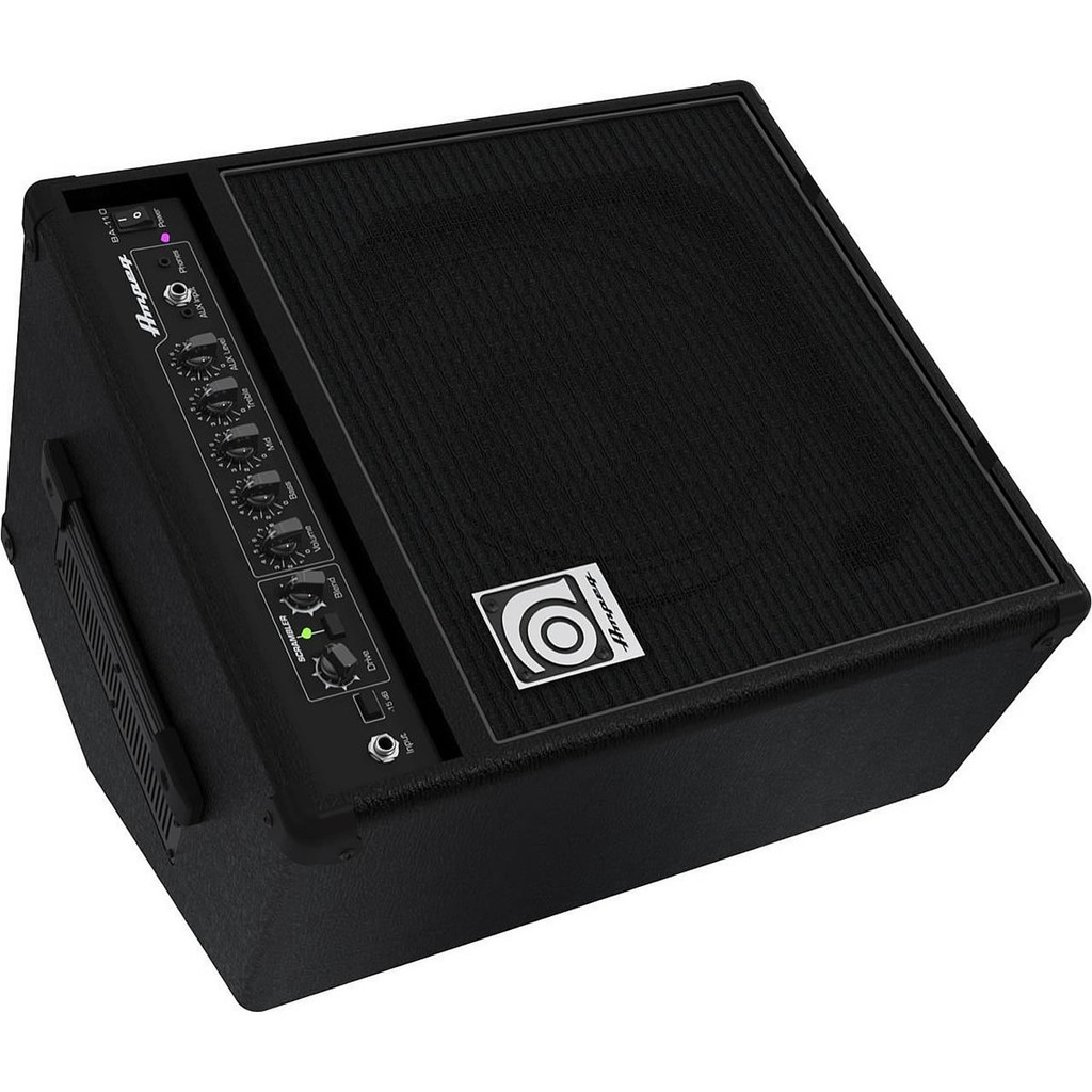 Ampeg BA110V2 Bass Combo - Wedge Right