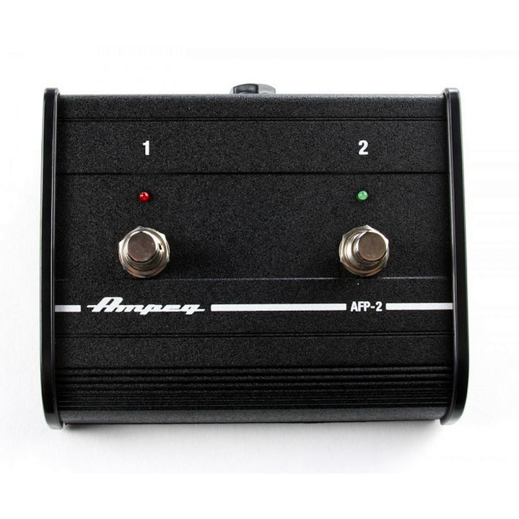 AMPEG 2 button footswitch