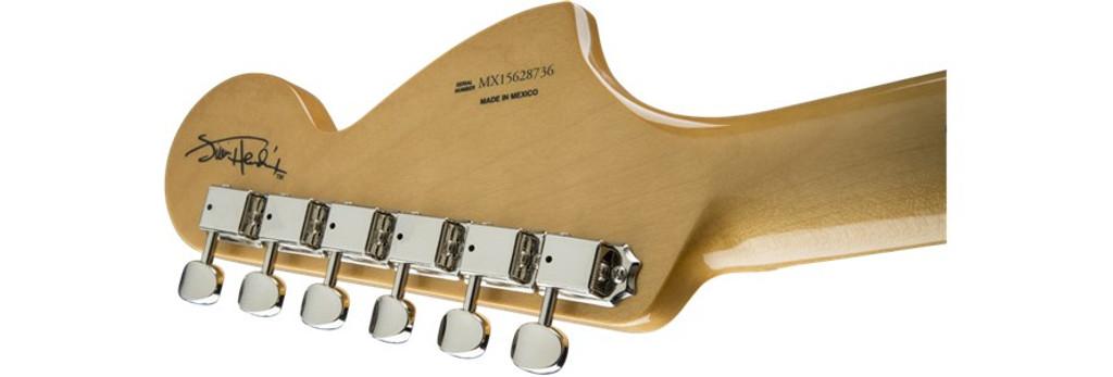 Fender Hendrix Stratocaster w/ Reverse Headstock Headstock Rear Facing