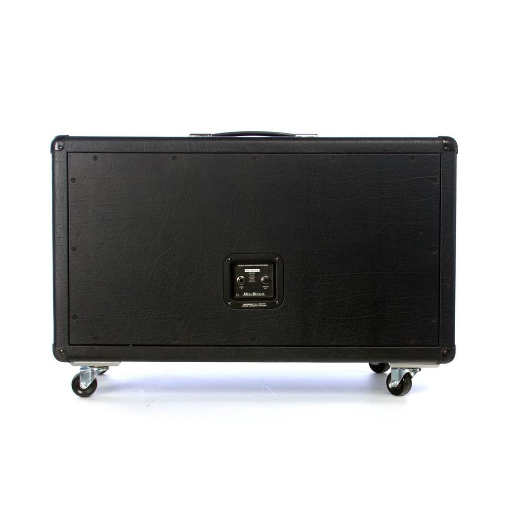 Mesa Boogie 2x12 Horizontal Rectifier Cabinet rear