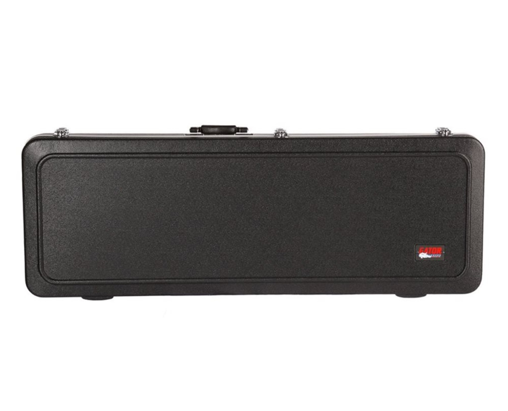 Gator Bass Case side view closed