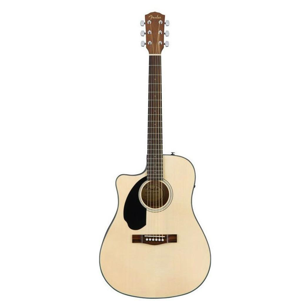 Fender CD60SCELHN Left-Handed Thumbnail