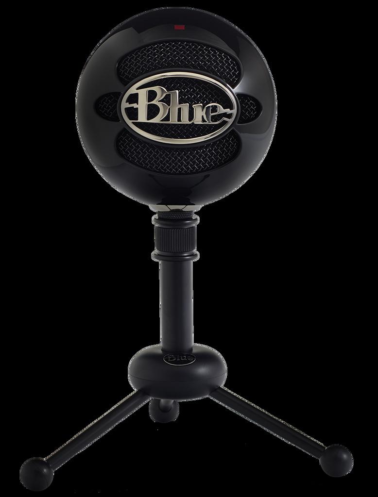 Blue Snowball Studio USB Condenser Microphone Black