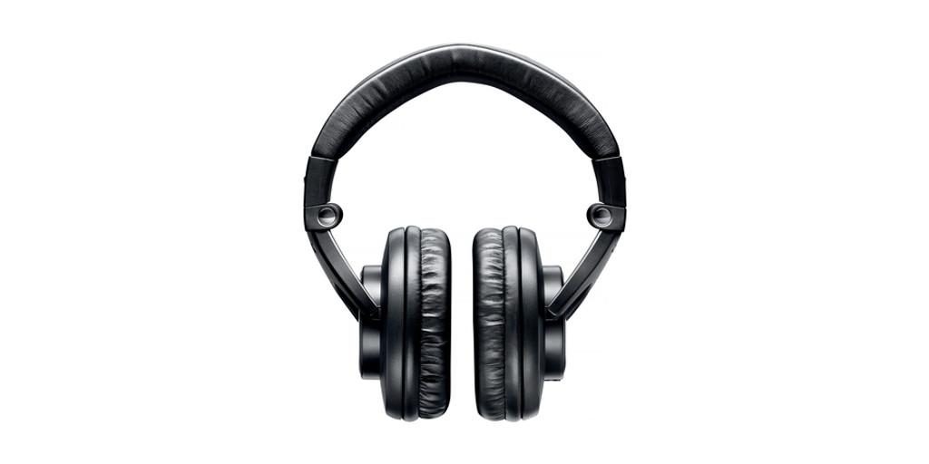 shure-srh840-closed back-headphones,studio-headphones