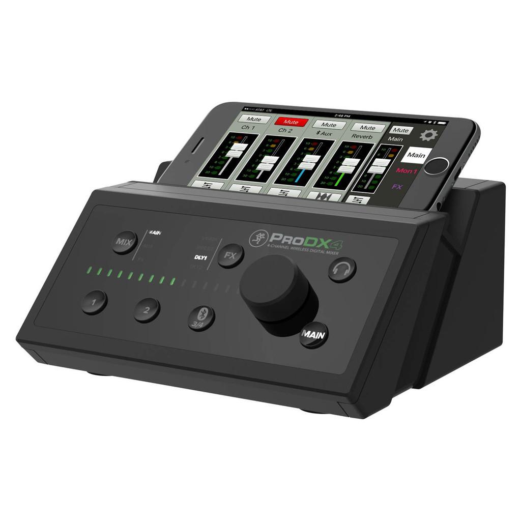 Mackie ProDX4 wireless mixer