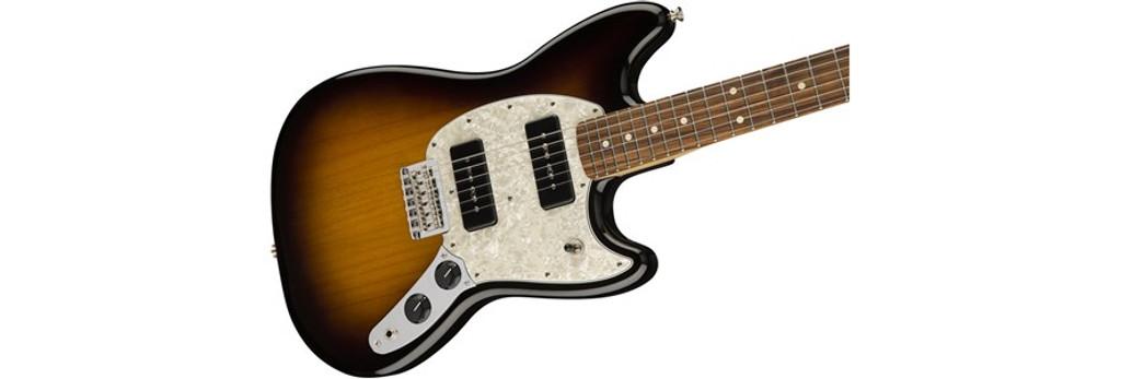 Fender Mustang 90 Front Facing Offset