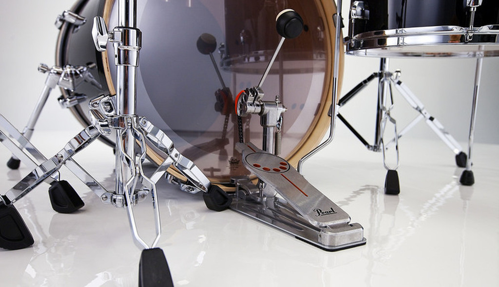 Pearl Export EXX 5pc Drum Set w/ Hardware