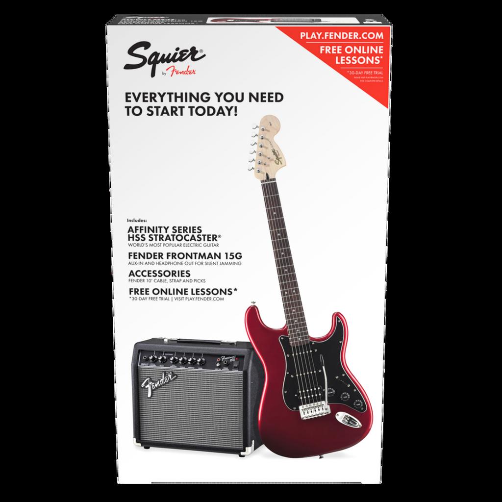 Squier Affinity Strat Pack HSS