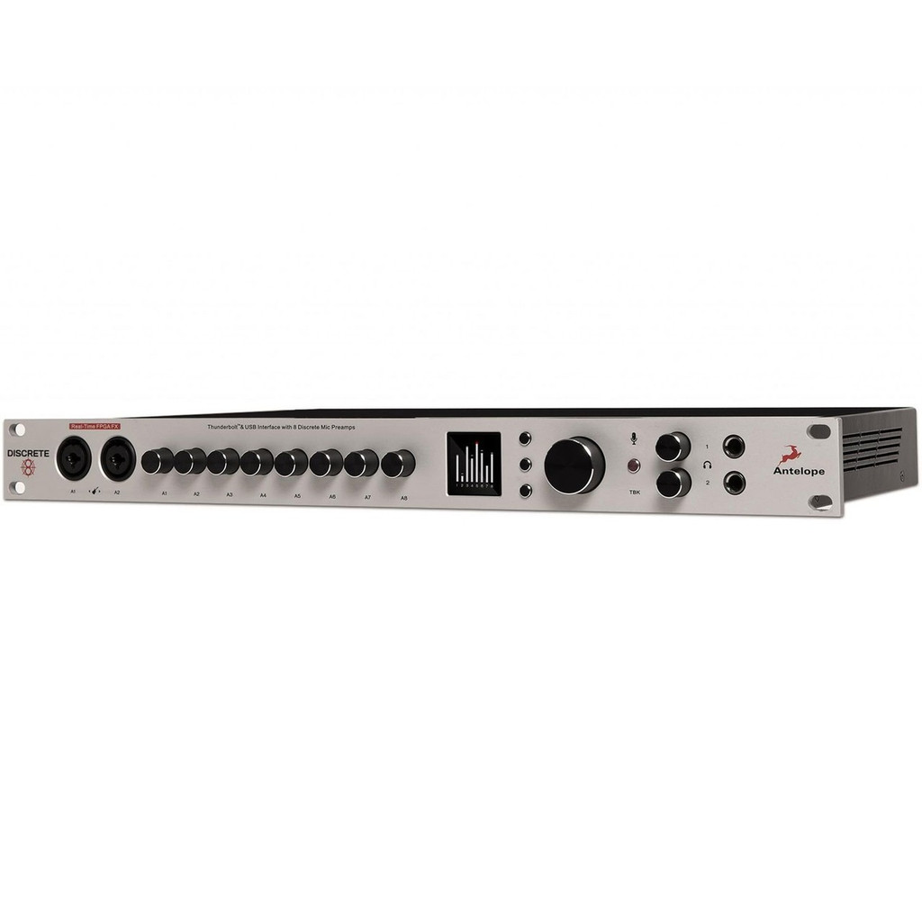 Antelope Audio Discrete 8 Audio Interface