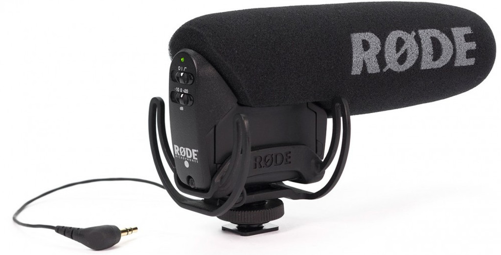 Rode VMPR Video Microphone Pro w/ Rycote Mount System