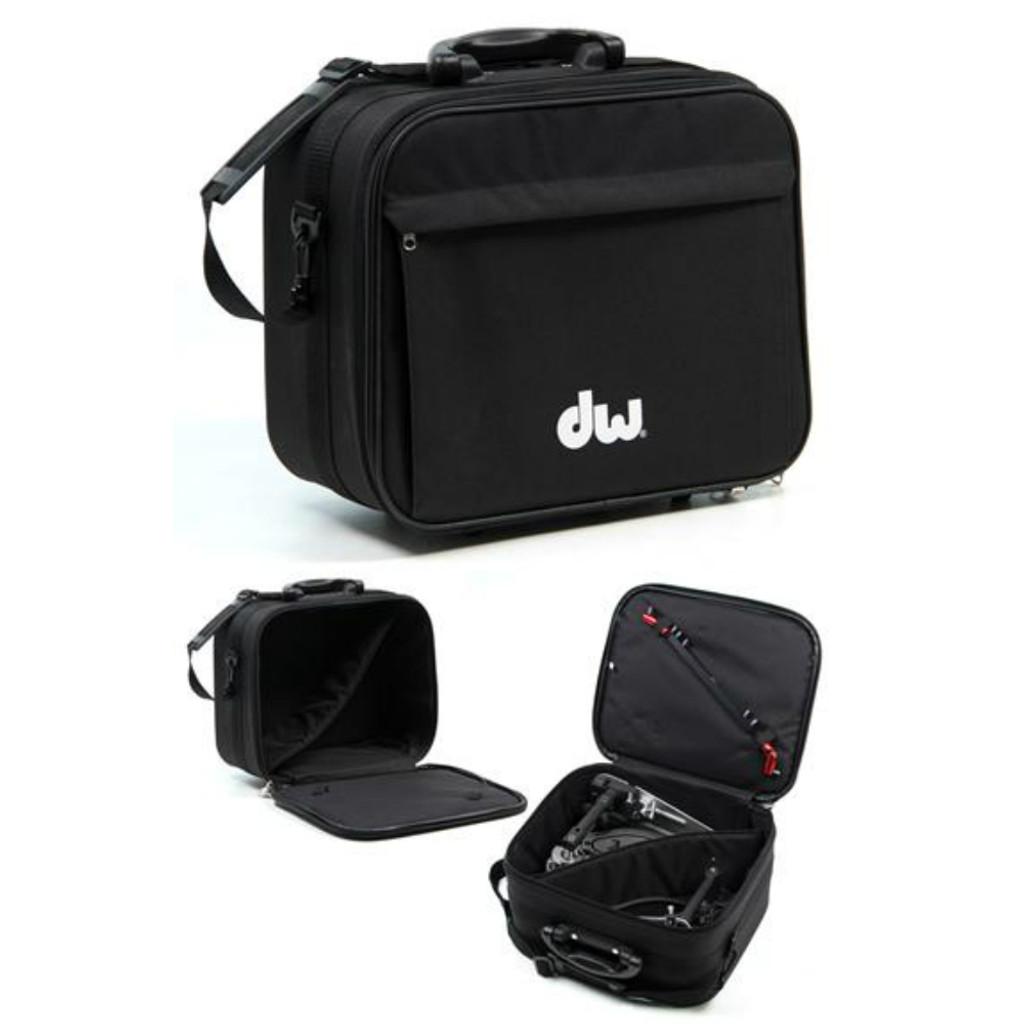 DW 9000 Double Pedal w/ Case (Lefty version) case
