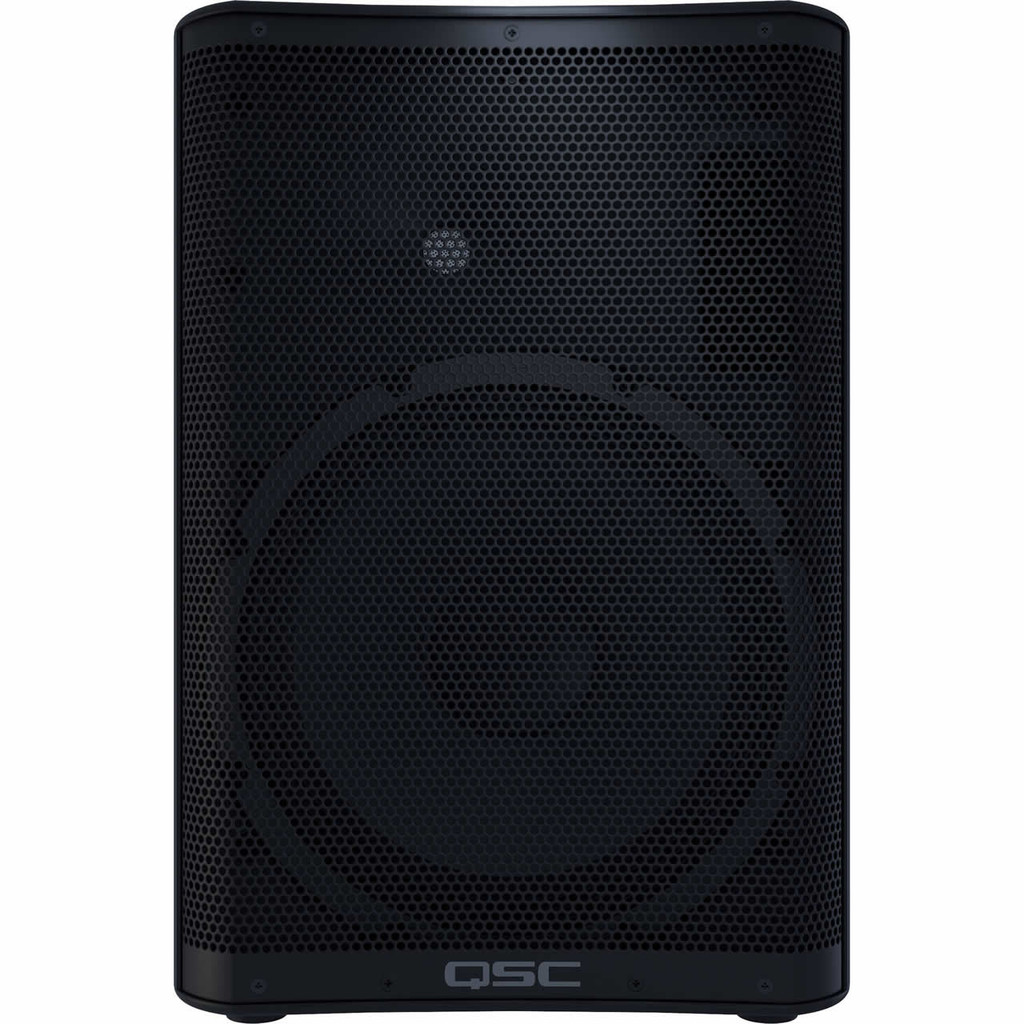 QSC CP12 Compact Powered Loudspeaker Front