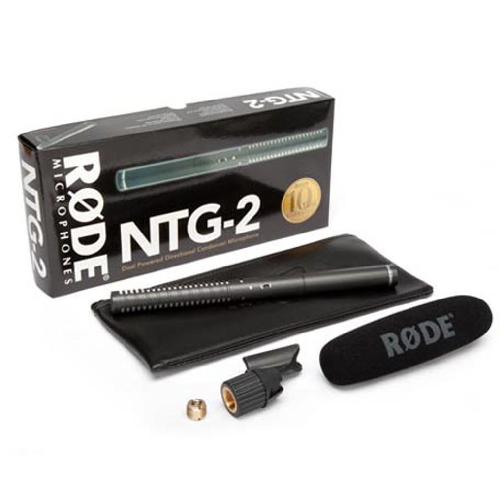 NTG2 Rode Shotgun Mic