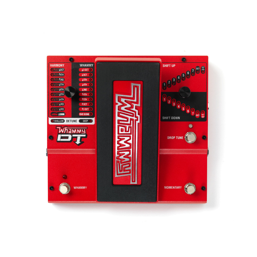 DigiTech Whammy DT Drop Tune Guitar Effects Pedal‎