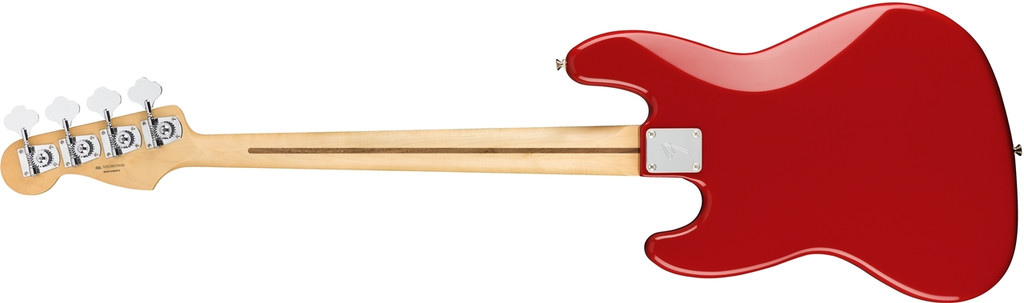 Fender Player Jazz / Pau Ferro 4 String Sonic Red