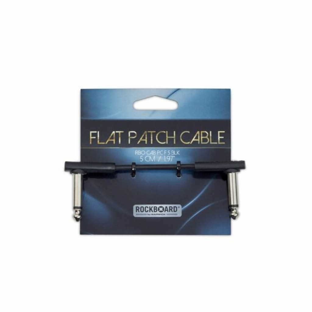 ROCKBOARD 5 cm Flat Patch Cable